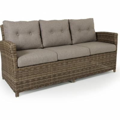 SOHO 3-ietė sofa Rustic