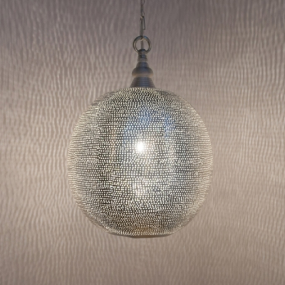 Ball Filisky SMALL silver (diam.20 cm)
