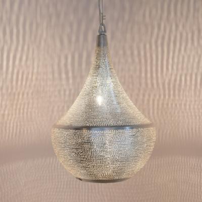 Bella filisky MEDIUM silver (diam.27,5cm)