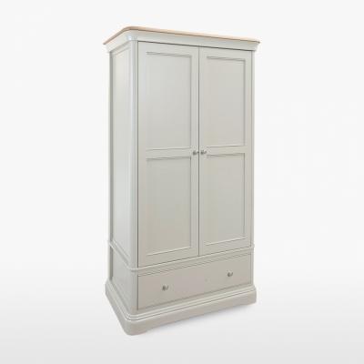 CROMWELL spinta 2 durų su stalčiumi