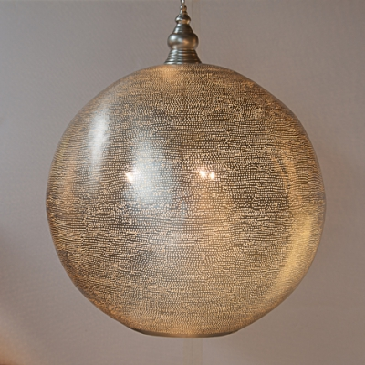 Ball Filisky SUPER silver (diam.54 cm)