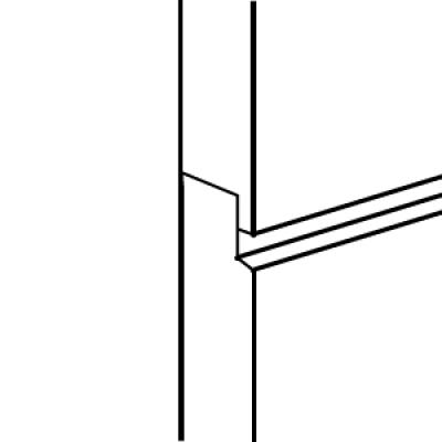 Panelė fasadui HC101-50