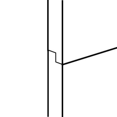 Panelė fasadui HC103-30