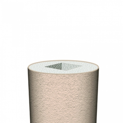 Puskolonė 1/2 LC102-2 (diam.305 mm)