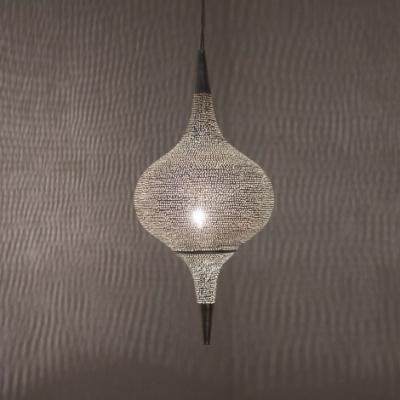 Grace SMALL sky silver (diam.20 cm)