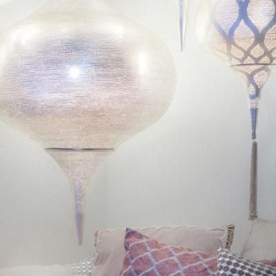 Grace MEDIUM sky silver (diam.31 cm)