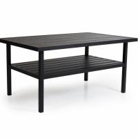 BERGERAC stalas 140 juodas