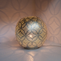 Table lamp Ball circles MEDIUM (diam. 30)