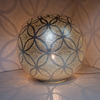 Šviestuvas Ball circles XL (diam. 40 cm)