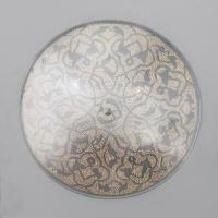 Ceiling lamp Filigrain XLS silver (diam.50 cm)