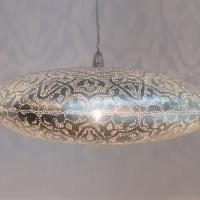 Gabs Filigrain MEDIUM silver (diam.45 cm)