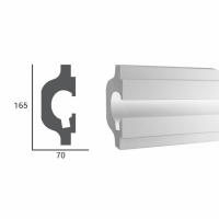 LED profilis KD119