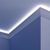 LED profilis KF704 (aukštis 100 mm)