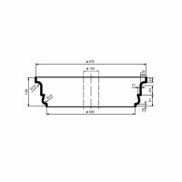 Kapitelis LC103-1 (diam.535 mm)