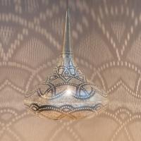Sufi Filigros LARGE silver (diam.50 cm)