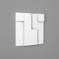 Dekoratyvinė plokštė Cubi W102