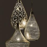 Elegance Filigrain S silver (diam.20 cm)