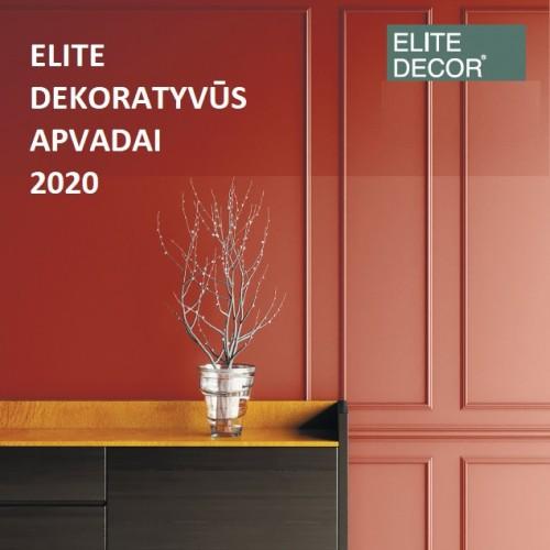 Dekoratyvūs apvadai ELITE 2020