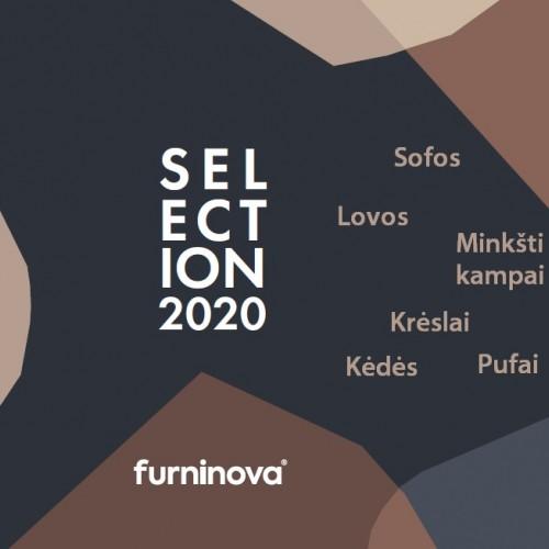 Furninova minkšti baldai 2020